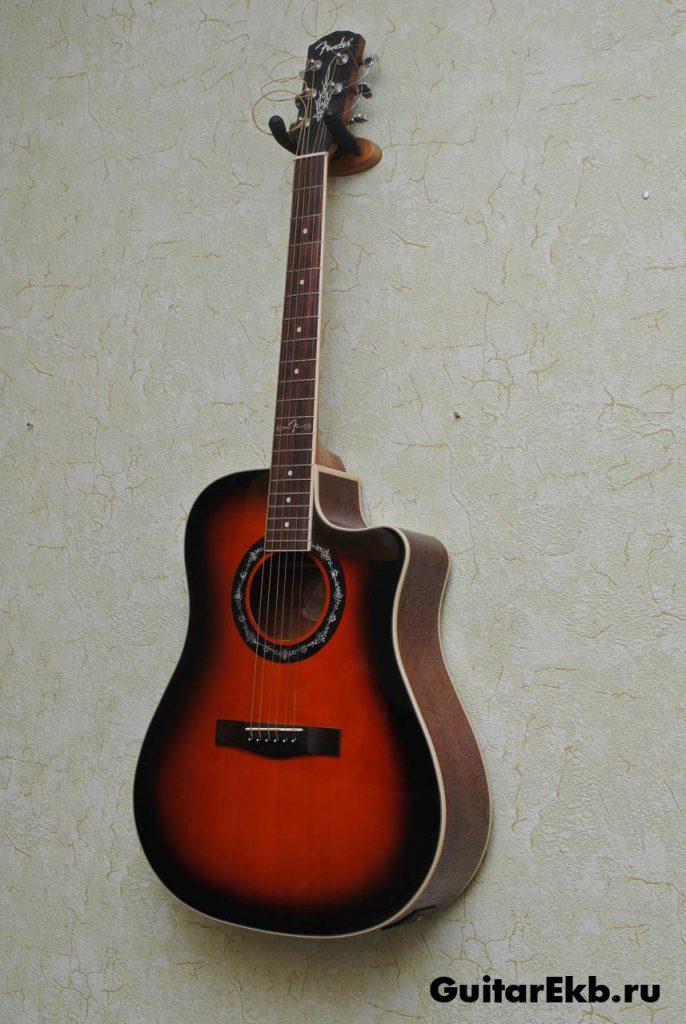 6-струнная акустическая гитара